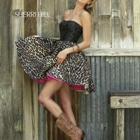Sherri Hill 32146 Sherri Hill Lillian's Prom Boutique