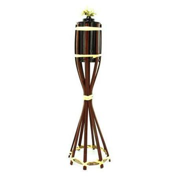Wicker Tiki Torch (Available in a pack of 25)