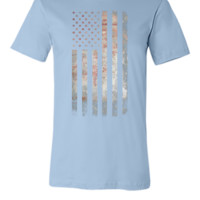 Vintage USA Flag - Unisex T-shirt