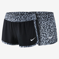 The Nike Gym Reversible Big Kids' (Girls') Training Shorts (XS-XL).