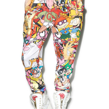 Rage On Totally 90s Sweatpants Multi