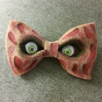 Freddy Krueger Bow (Made To Order)