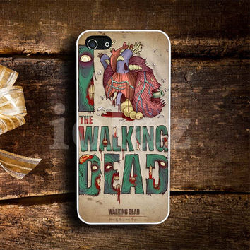 i love walking dead Design mobile Phone case