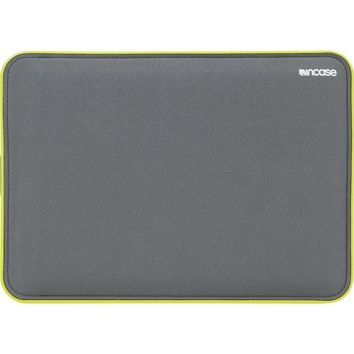 "Incase - ICON Sleeve for 13"" Apple® MacBook® Pro with Retina display - Gray"
