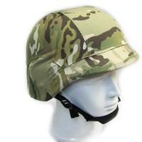 2 IN 1 Military Swat CQB Kevlar Airsoft Paintball Generic Replica M88 Helmet + CP Camo Cover