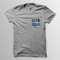 TARDIS Pocket T-shirt
