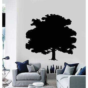 Vinyl Wall Decal Nature Tree Room Art Home Decoration Stickers Mural (g196)