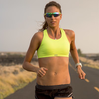 Seamless Running Sports Bra