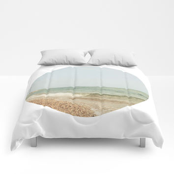Beachscape Comforters by ARTbyJWP