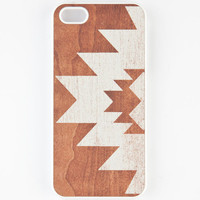 On Your Case Geometric Aztec Iphone 5/5S Case Wood One Size For Women 24925846101