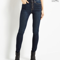 Womens Tokyo Darling High-Waisted Jeggings