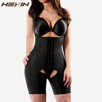 100% Latex Waist Cincher Full Compression Body Shaper