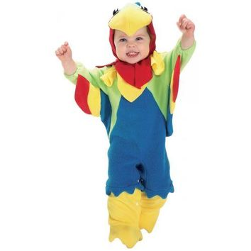 Parrot Costume Halloween Fancy Dress