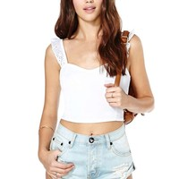 Dream Lover Crop Tank