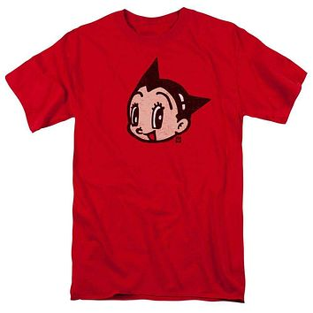 Men's Astro Boy/Face T Shirt