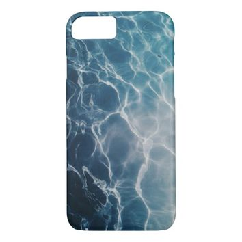 Apple Phone Cover Shimmering Water