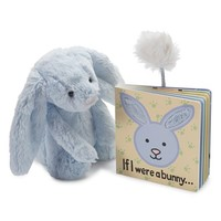 Infant 'If I Were a Bunny' Board Book