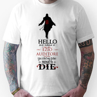 ASSASSIN'S CREED - Ezio Unisex T-Shirt