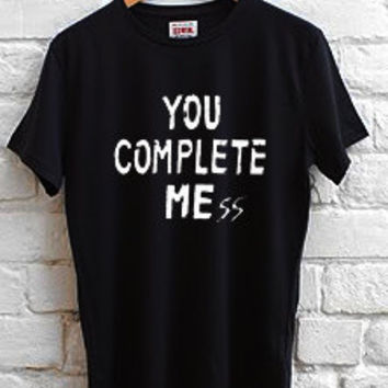 5 Seconds Of Summer You Complete Mess T-shirt Men, women and Youth