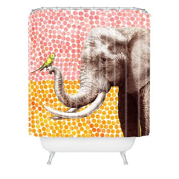 Garima Dhawan New Friends 2 Shower Curtain