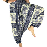 Elephant clothes  Harem pants Hippie clothes Elephant pants Hippie pants Gypsy pants Palazzo pants
