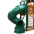 Gorilla Playsets Extreme Tube Slide for 5ft Deck Heights