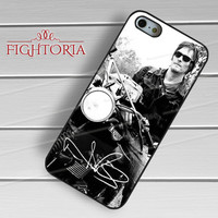 Walking dead norman reedus daryl dixon - zDz for  iPhone 4/4S/5/5S/5C/6/6+s,Samsung S3/S4/S5/S6 Regular/S6 Edge,Samsung Note 3/4