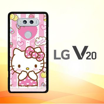 Hello Kitty Candy Pink L1944 LG V20 Case