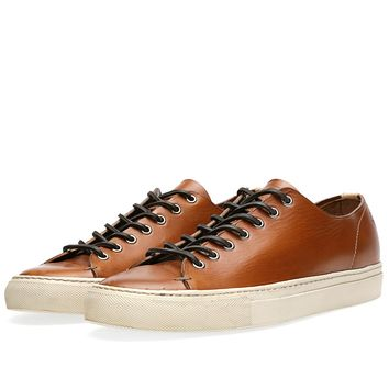 Buttero Tanino Low Leather Sneaker