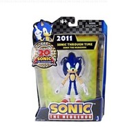 "Sonic 2011 5"" Action Figure"