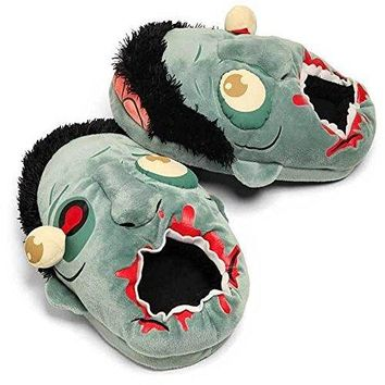 Think Geek Zombie Plush SlippersDiscontinued by manufacturer