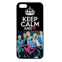 Ross Riker Lynch R5 Band Apple iPhone 5 Case Protect Cover