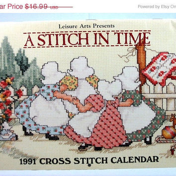 20% OFF SUMMER SALE Cross Stitch Chart Collection