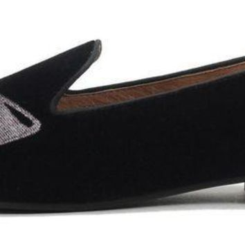CREYI7E Seychelles for Women: All Mine Black Flats