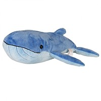 Animal Planet - Big Blue Whale Stuffed Animal