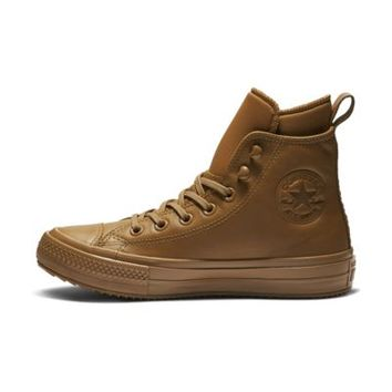 Converse Chuck Taylor All Star Waterproof High Top Boot Unisex Leather Boot. Nike.com