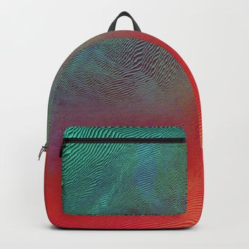 Feels Tropical Good Backpack by duckyb