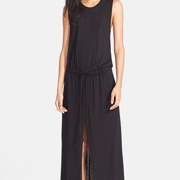 Women's A.L.C. 'Sam' Drawstring Jersey Maxi Dress