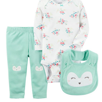 3-Piece Little Character Set