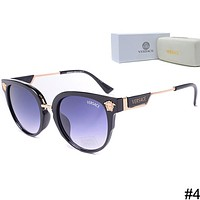 Versace New Men and Women Beach Leisure Polarized Sunglasses F-WMYJ-YF #4