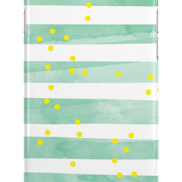 Vintage Abstract Stripes Polka Dots Pattern by sale