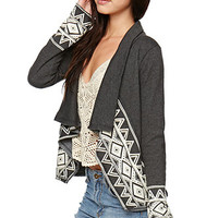 Billabong Crossroads Drape Fleece at PacSun.com