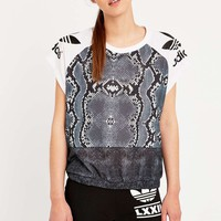 adidas LA Printed Tee - Urban Outfitters
