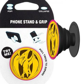 Power Rangers Pink Ranger (Pterodactyl) Phone Stand & Grip