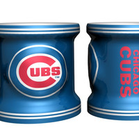 Chicago Cubs Shot Glass - Sculpted Mini Mug