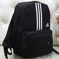 Adidas Women Men Fashion Pattern Backpack Bag