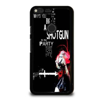 THE PRETTY RECKLESS QUOTES Google Pixel XL Case Cover