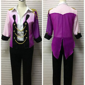 Yuri on Ice Victor Nikiforofu cosplay Halloween Cosplay Costume Custom-Made