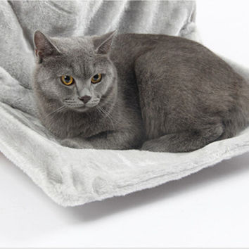 Super Soft Multifunctional  Cat Bed and Hang On Hammock