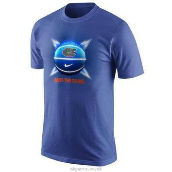 Florida Gators Basketball Raise The Game Nike Dri Fit t-shirt NWT UF SEC Hoops